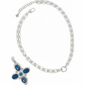 Brighton Jewelry - Brighton neptune necklace silver/blue